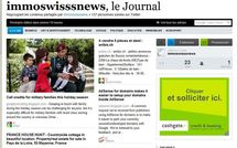 Consultez le journal d'Immo-swissnews.ch