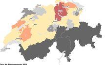 Rapport homegate.ch sur les déménagements 2011: Fréquence élevée des déménagements malgré de faibles taux de vacance