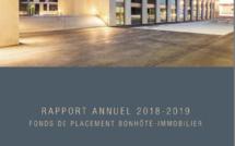 Bonhôte-Immobilier Rapport annuel 2018-2019