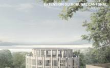 Tribunal Cantonal : le projet d'extension