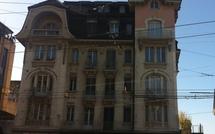 Lausanne, quartier chauderon