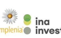 Implenia et Ina Invest annoncent les termes d'une offre de souscription d'approximativement CHF 100 millions