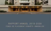Bonhôte-Immobilier Rapport annuel 2019-2020