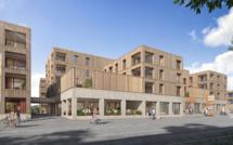 Gschwend-Areal Steffisburg : début de construction d'un Nouveau Centre