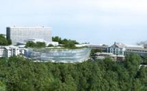 Un bâtiment icône pour marquer le lancement du nouveau Centre suisse du cancer - Lausanne