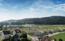 Etape majeure franchie pour le complexe d'habitation Neugrüen à Mellingen