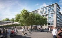 Implenia livre la Dialogplatz à la ville de Winterthur