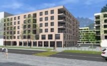 Implenia chargée de construire à Yverdon un nouveau quartier pour un montant d'environ CHF 70 millions