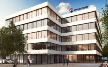 Contrat remporté pour la construction du nouveau Swisscom Business Park à Sion