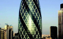 London's Gherkin put up for sale at €820m