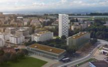 Les Retraites Populaires inaugure sa tour au Mont-sur-Lausanne